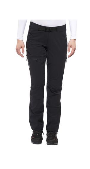 VAUDE Badile II lange broek Short zwart